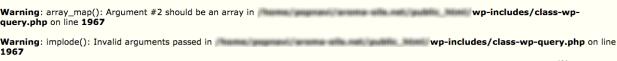 wordpressの固定ページ親で絞り込み検索をしたいでエラー